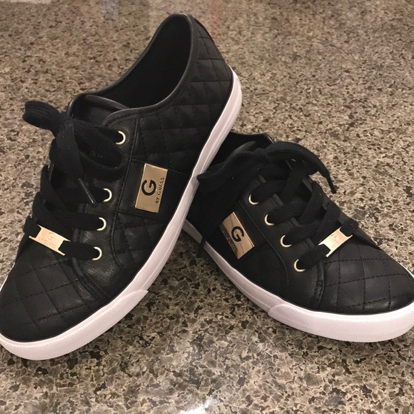 G by Guess Shoes | Guess Goadies Black